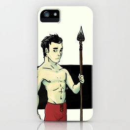 Son of the Rift iPhone Case