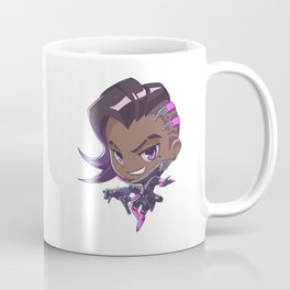 Sombra (Cute) Mug Coffee Mug
