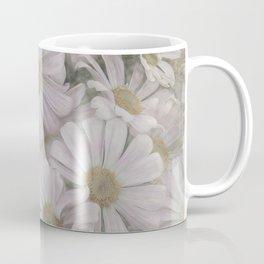 pink daisy in bloom in spring Coffee Mug