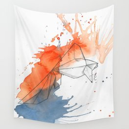 origami #4 Wall Tapestry