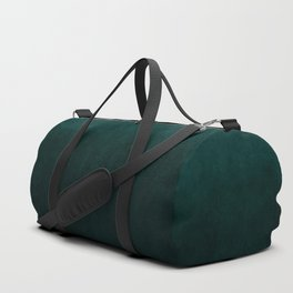 Ombre Emerald Duffle Bag