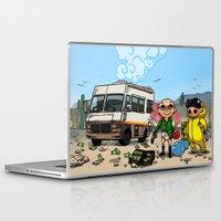 bouletcorp Laptop & iPad Skins featuring Tribute by Bouletcorp