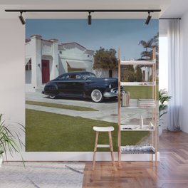 Marcia Campbell '42 Coupe Wall Mural