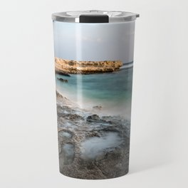 coral coast Travel Mug
