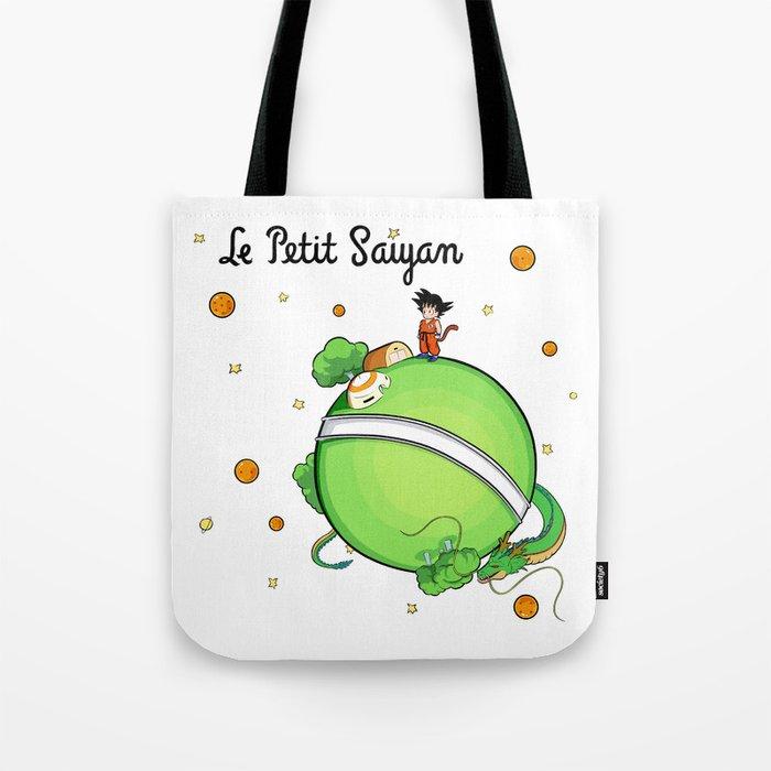 Le Petit Saiyan Tote Bag