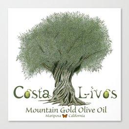 CostaLivos  Canvas Print