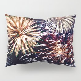celebration fireworks Pillow Sham