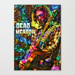 DEAD MEADOW - OLD GROWTH - OVERBOARD  NE1 Canvas Print