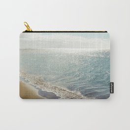 beauty and the beach Carry-All Pouch