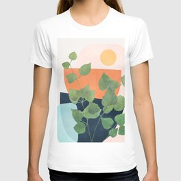 Nature Geometry IX T-shirt