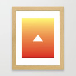 Colours&Shapes#2 Framed Art Print