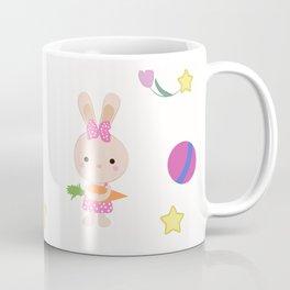 Kids cute cartoon bunny Coffee Mug