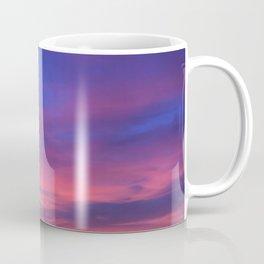 The Watercolor Sunset Coffee Mug