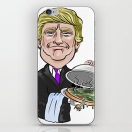 Donald Trump's Failed Steakhouse iPhone Skin