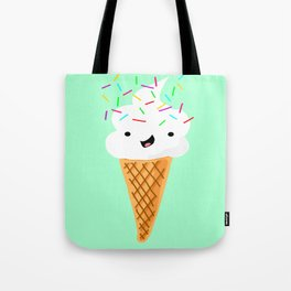 Happiness Is Sprinkles On Your Ice Cream Tote Bag