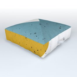 Modern Geometric 19 Outdoor Floor Cushion