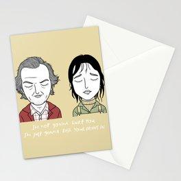 W & J Stationery Cards