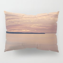 LAKE MICHIGAN PASTELS Pillow Sham