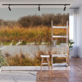 The Gathering Place Wall Mural