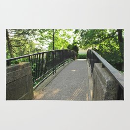 Stone Bridge Path Rug