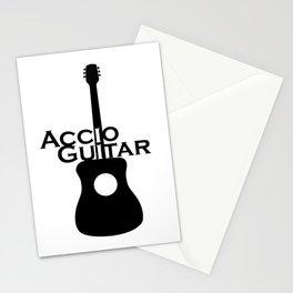 Accio Guitar Stationery Cards