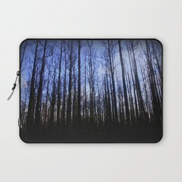 The aftermath of destruction & beauty of Nature Laptop Sleeve