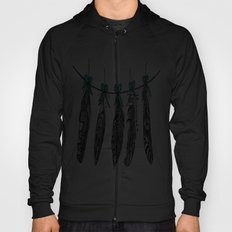 Feather Bunting 2 Hoody