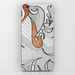OTOÑO 10 iPhone Skin