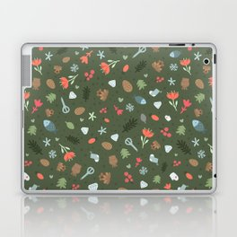 Ethnic Yakutian pattern Laptop & iPad Skin
