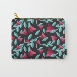 Tossed Roses Carry-All Pouch