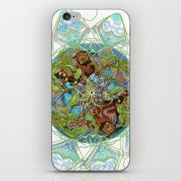 Kelp Forest iPhone Skin