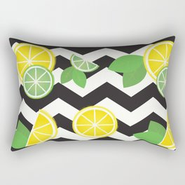 Simply the Zest Rectangular Pillow