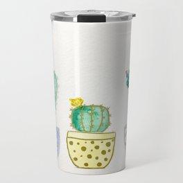 Tri Cactii Travel Mug