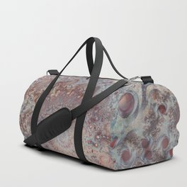 Swirled Paint Duffle Bag