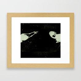 Little Birdo Framed Art Print