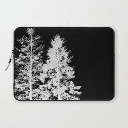 Skeleton Trees Laptop Sleeve