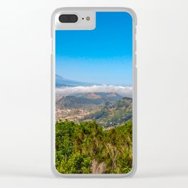 Landscape Photography from Tenerife Clear iPhone Case