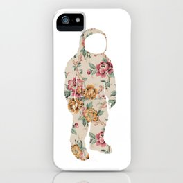 Floral Neil iPhone Case