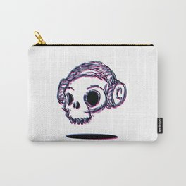 3D Skull Carry-All Pouch