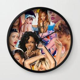 RIRI Wall Clock