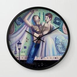 AposkoPain Wall Clock