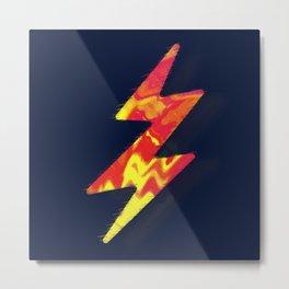 Bolt Metal Print