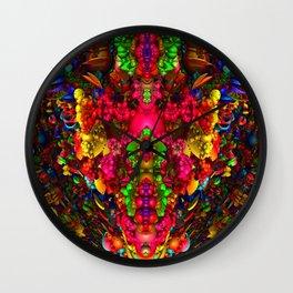 Darkstar Ph Wall Clock