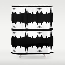Arno DNA Shower Curtain