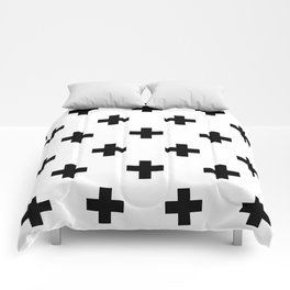 Swiss Cross V2 Comforters