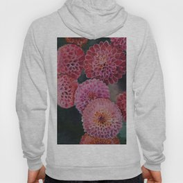 Fall Chrysanthemums Hoody