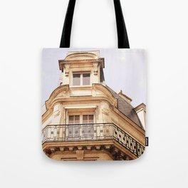 Paris Apartment Tote Bag