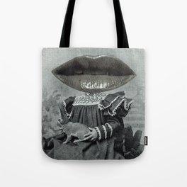 Linda Lippy Lapin Lap Tote Bag