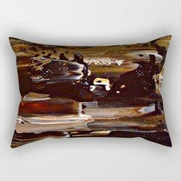 Earthy Rectangular Pillow