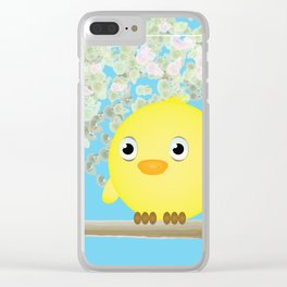 birdy Clear iPhone Case